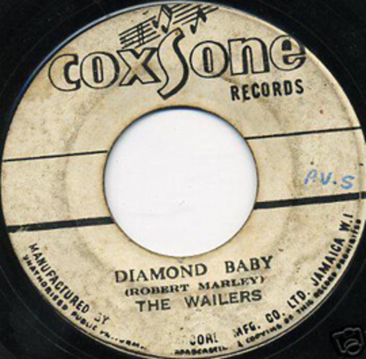 Bob Marley Diamond Baby