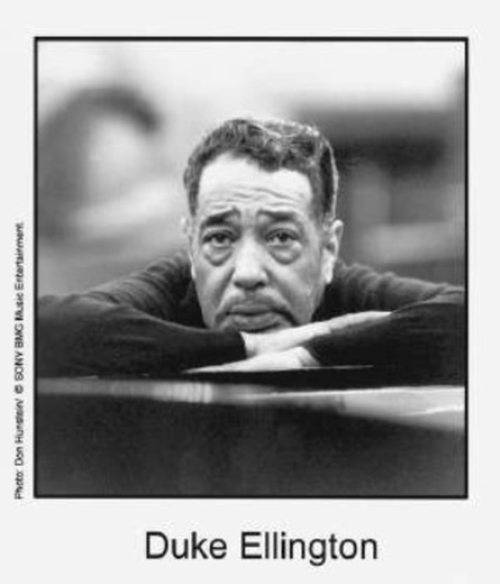 DUKE ELLINGTON'S key works can be researched via the Eda Kuhn Loeb Music Library, Harvard College Library, which is home to one of the most important Ellington collections in the world. Don Hunstein/Copyright Sony BMG Music Entertainment