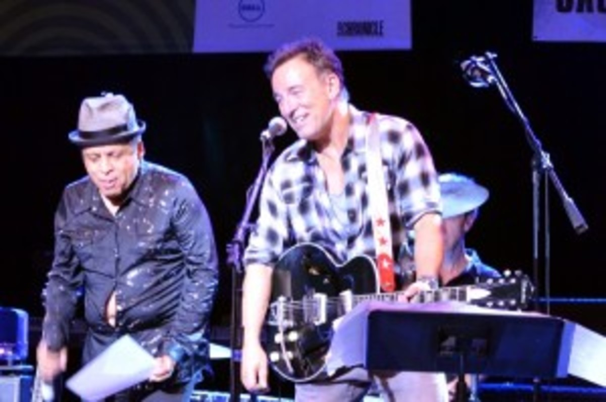 Garland Jeffreys and Bruce Springsteen_small version_by Chris M. Junior