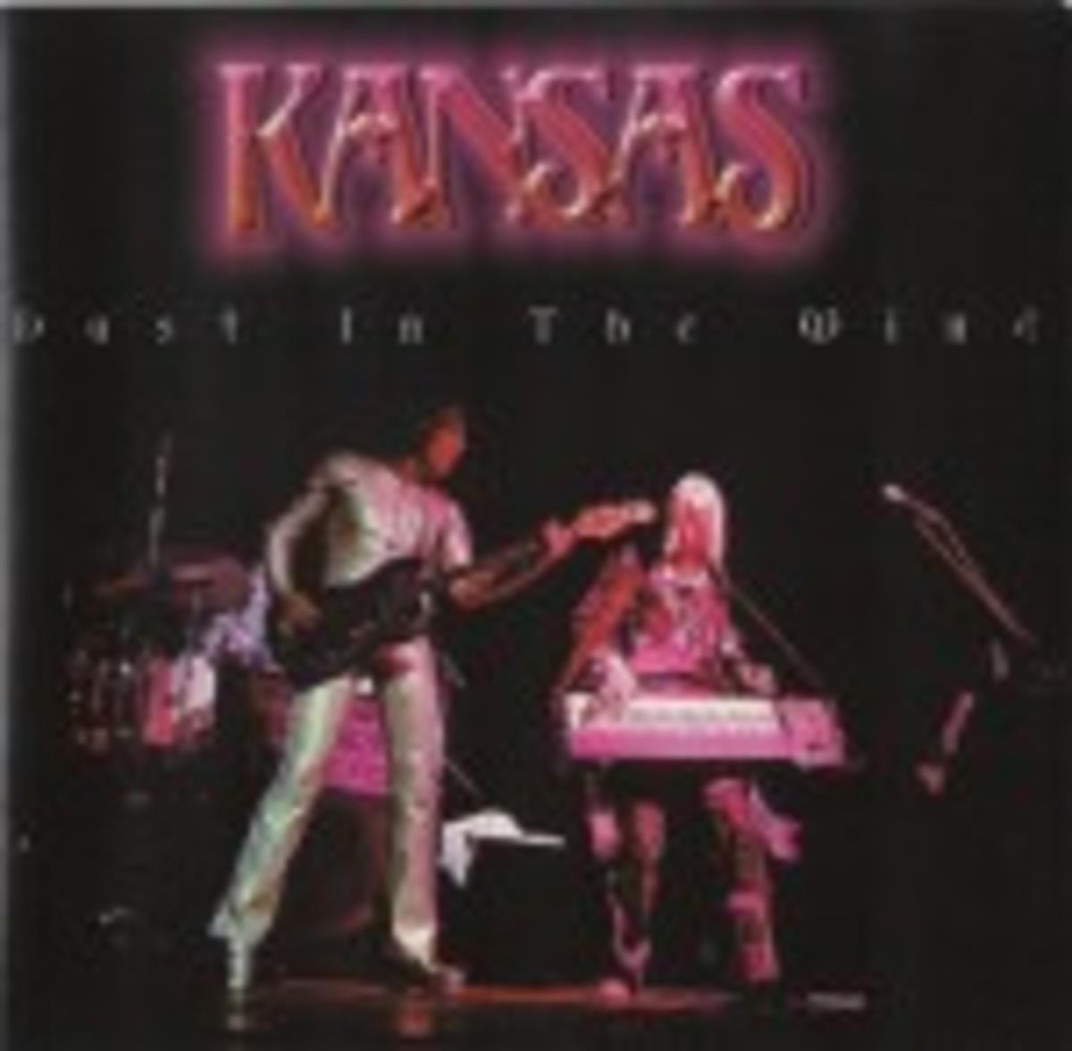 Kansas Edgar Winter cover