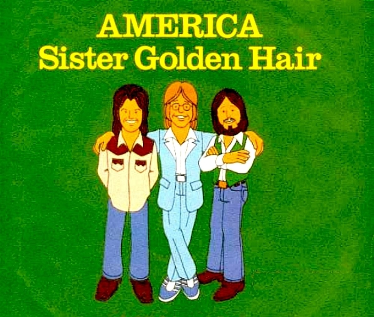 Sister Golden Hair(521X)