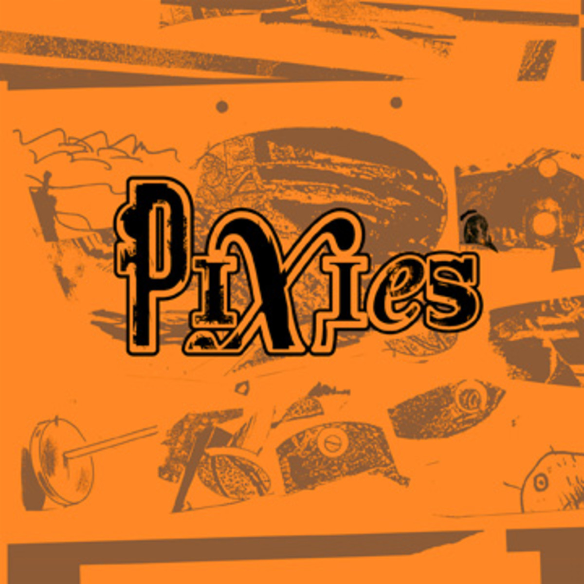 Indie Cindy, The Pixies' first album in 23 years, features all of the well-known elements of the band's sound and still sounds new and exciting.