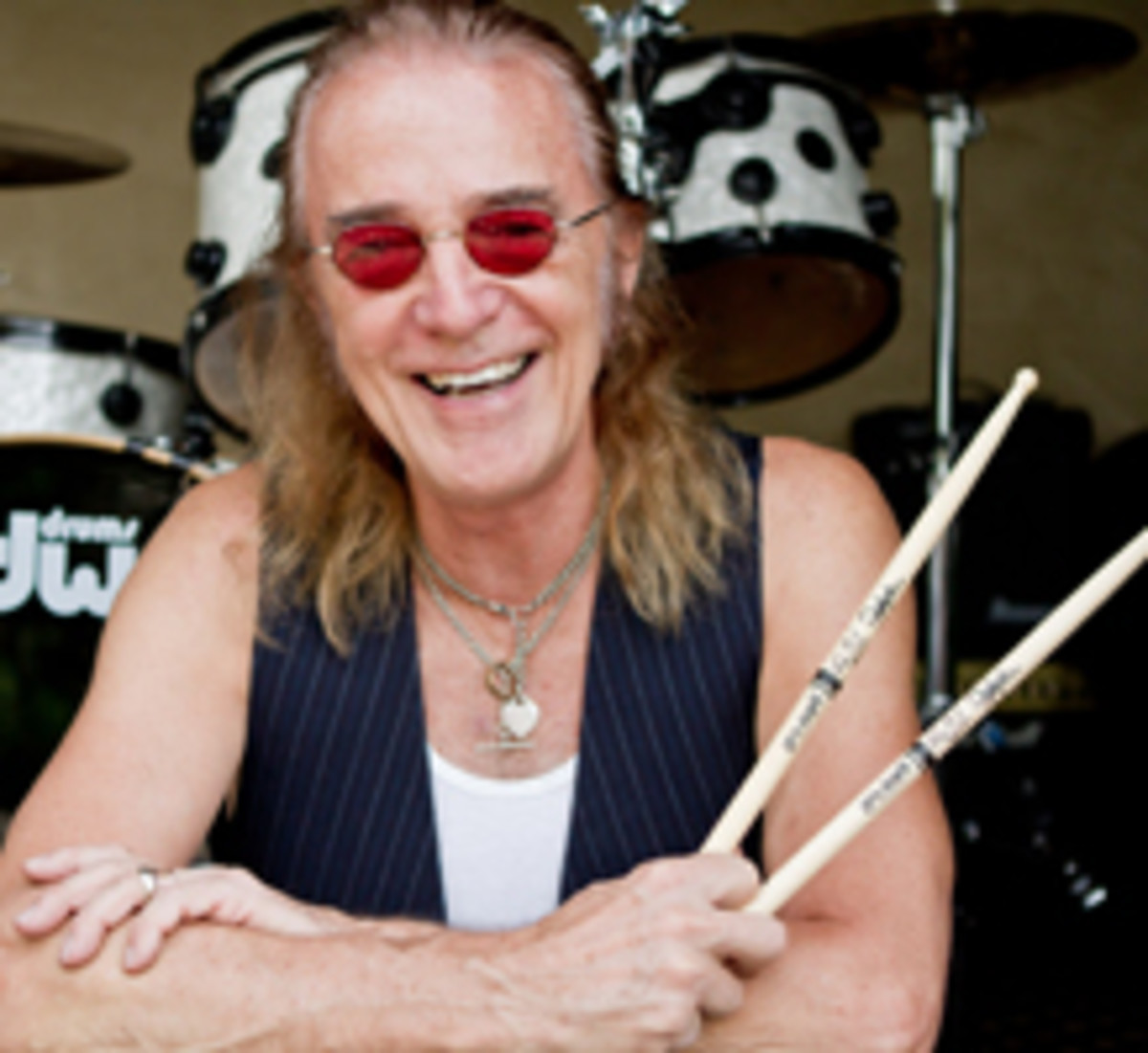 Foghat drummer Roger Earl photo by Kenny Janosik