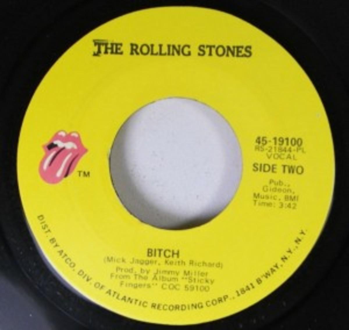 Rolling Stones Flip Side