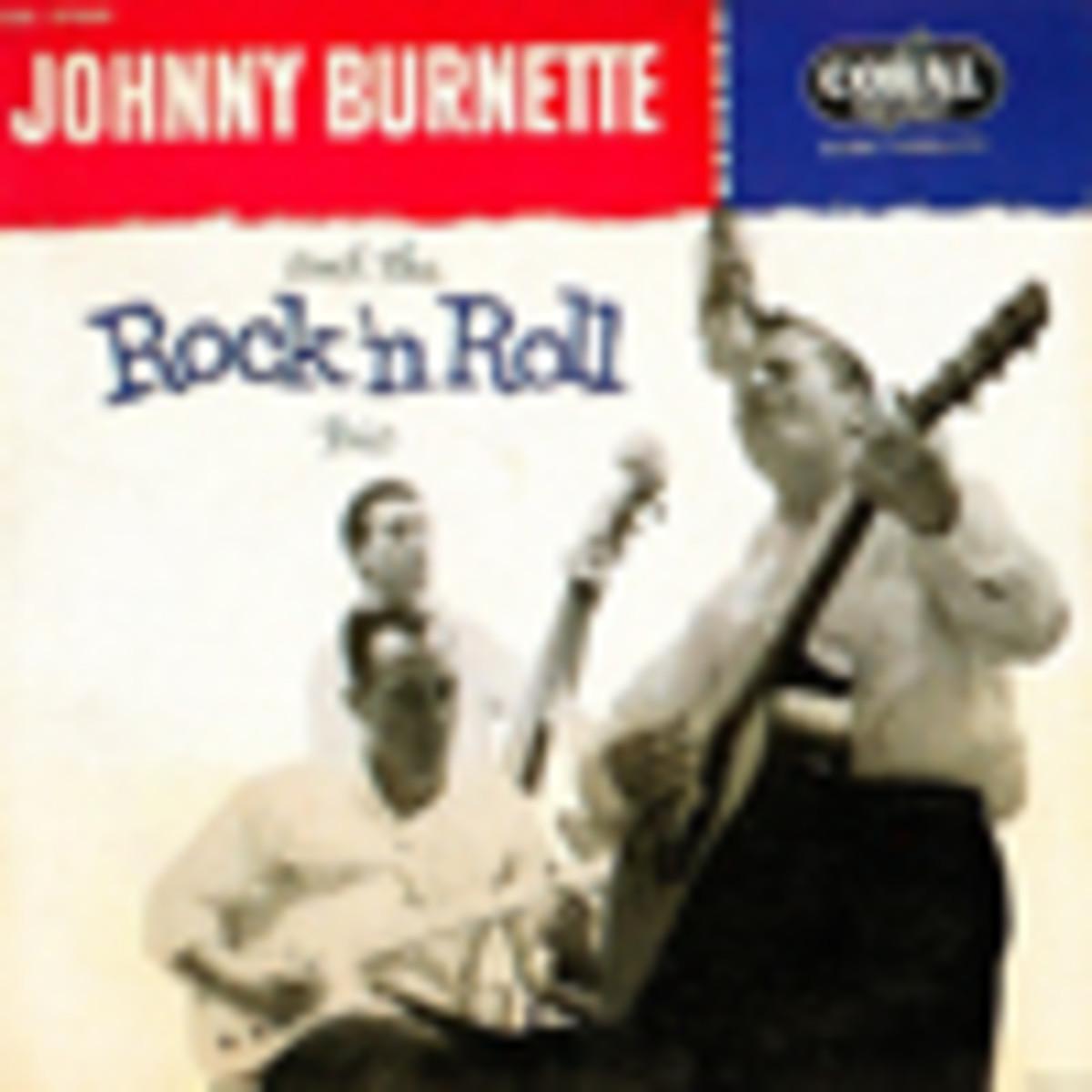 Johnny Burnette Rock 'n' Roll Trio