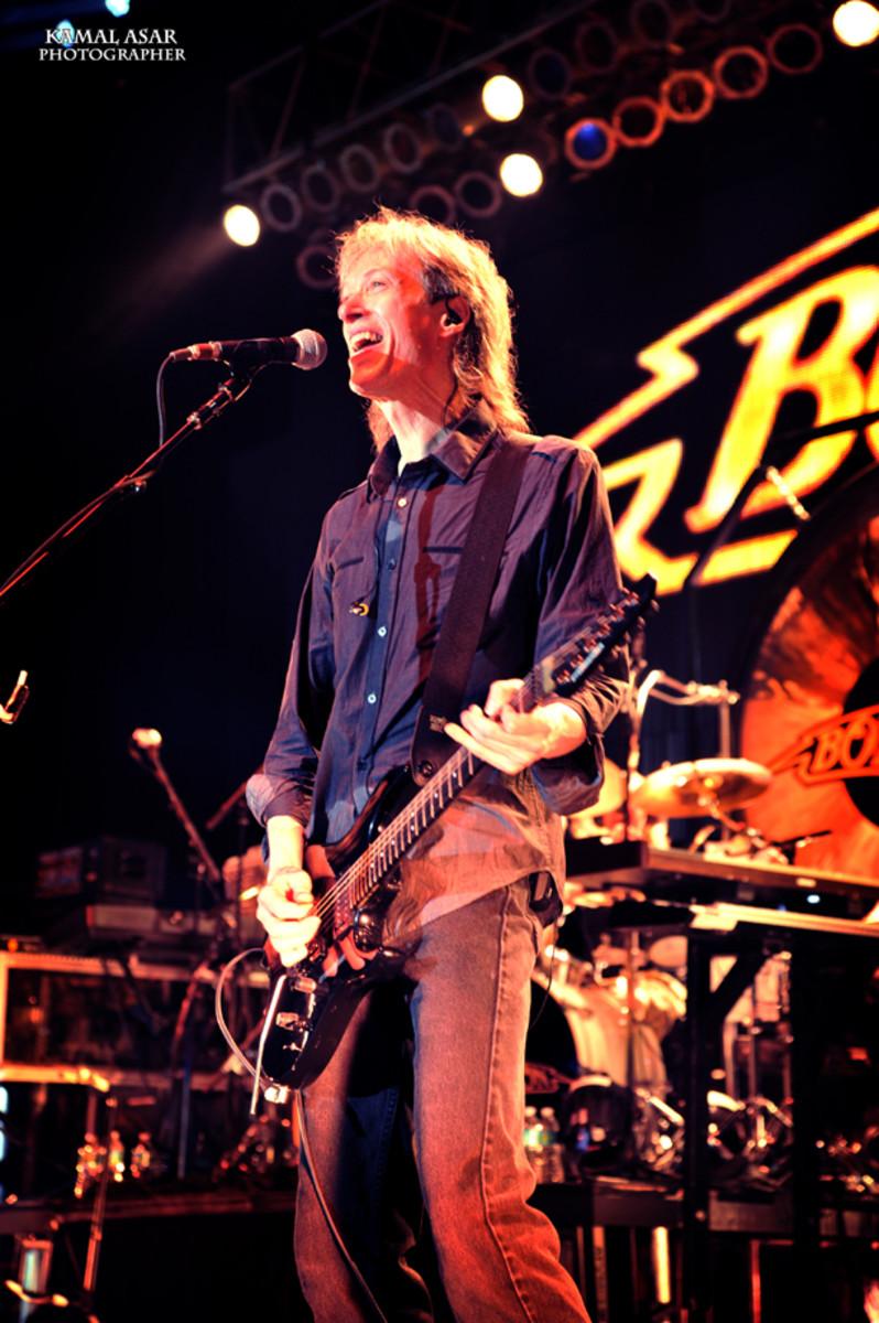 Gary Pihl Boston guitarist photo courtesy Kim Scholz