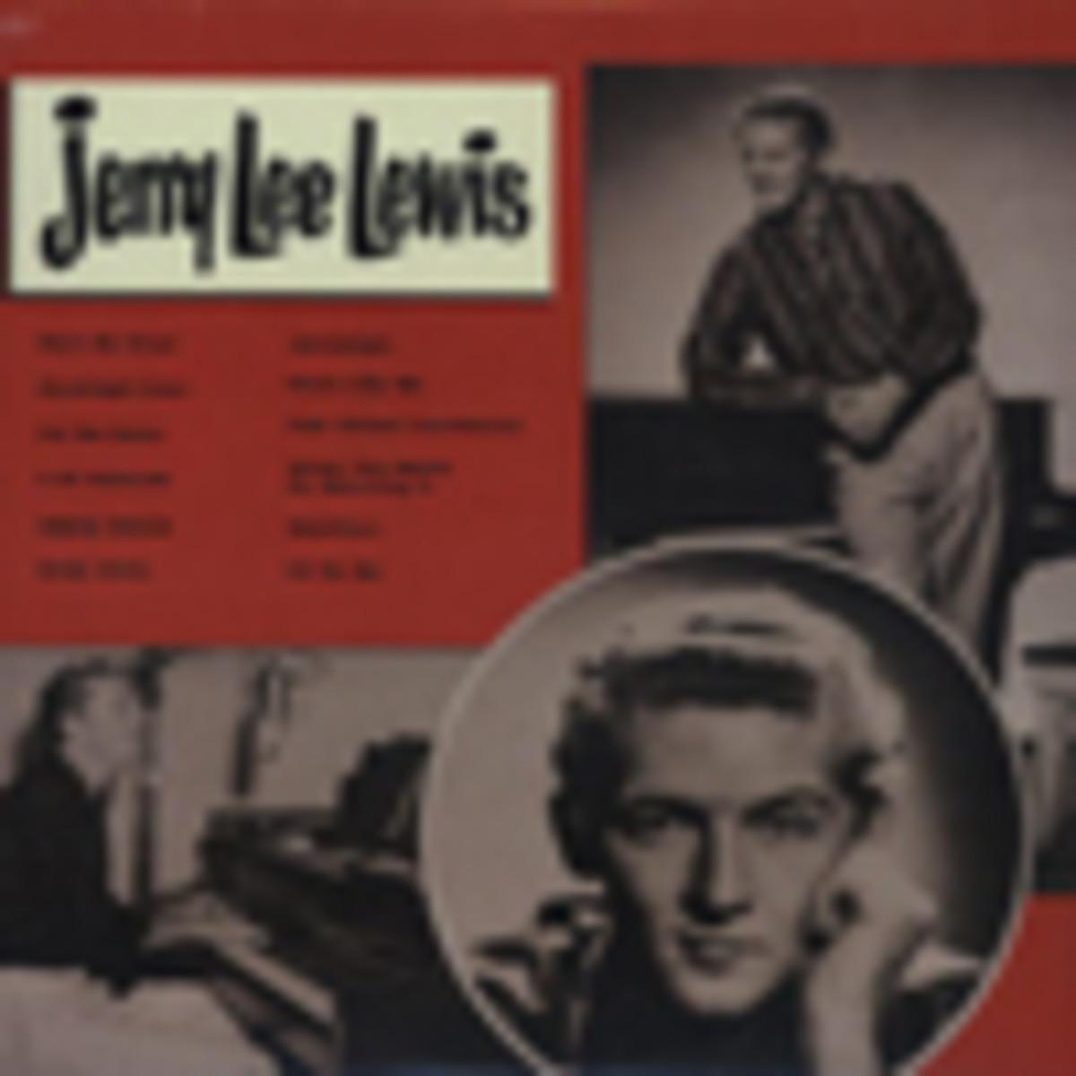 Jerry Lee Lewis eponymous debut album
