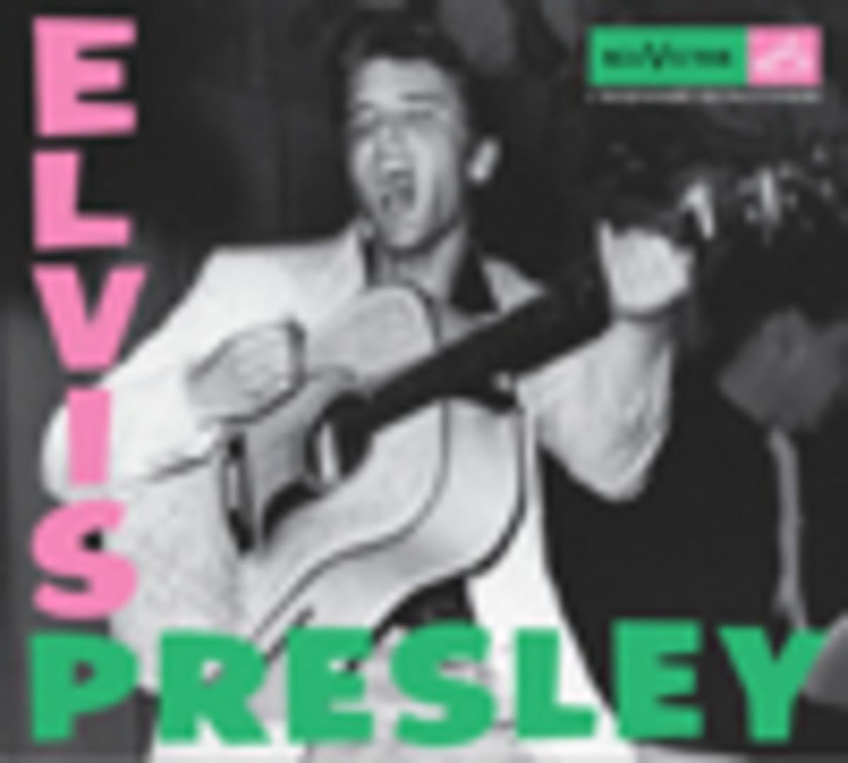Elvis Presley debut album