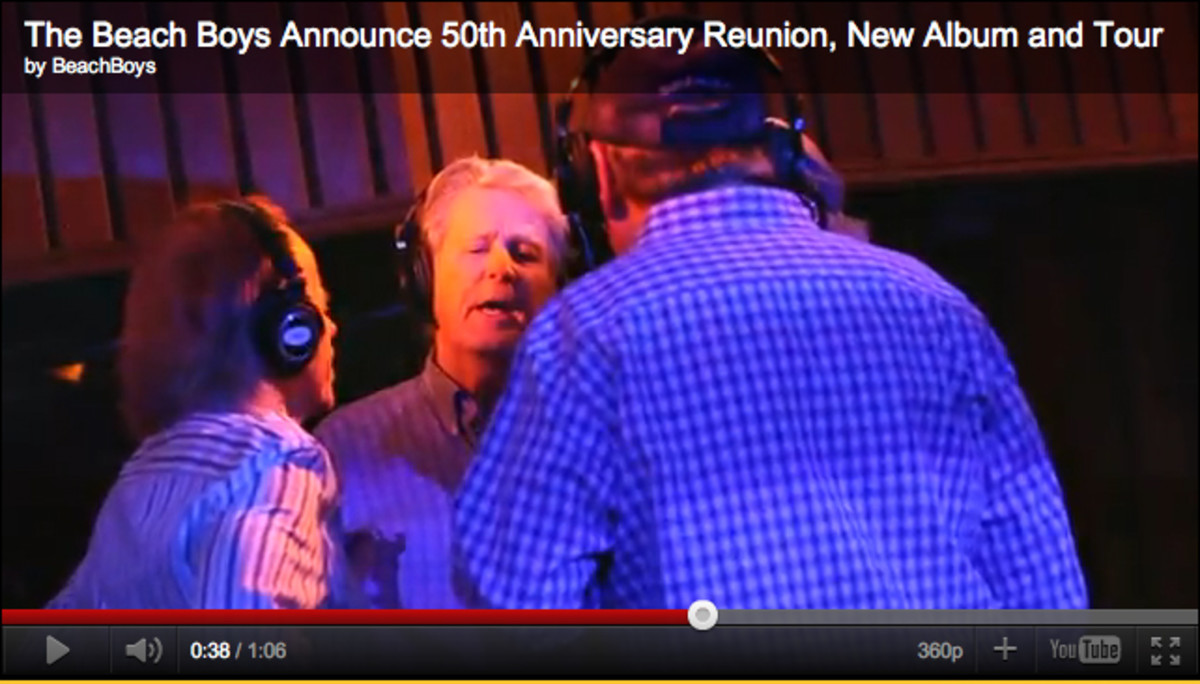 Beach Boys Studio Reunion