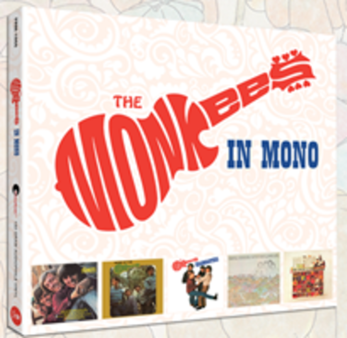 Monkees In Mono Friday Music