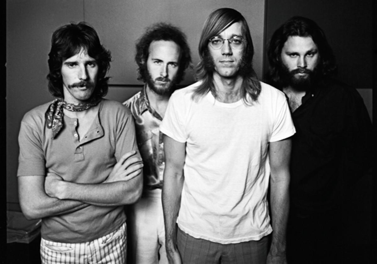 The Doors Wendell Hamick photo