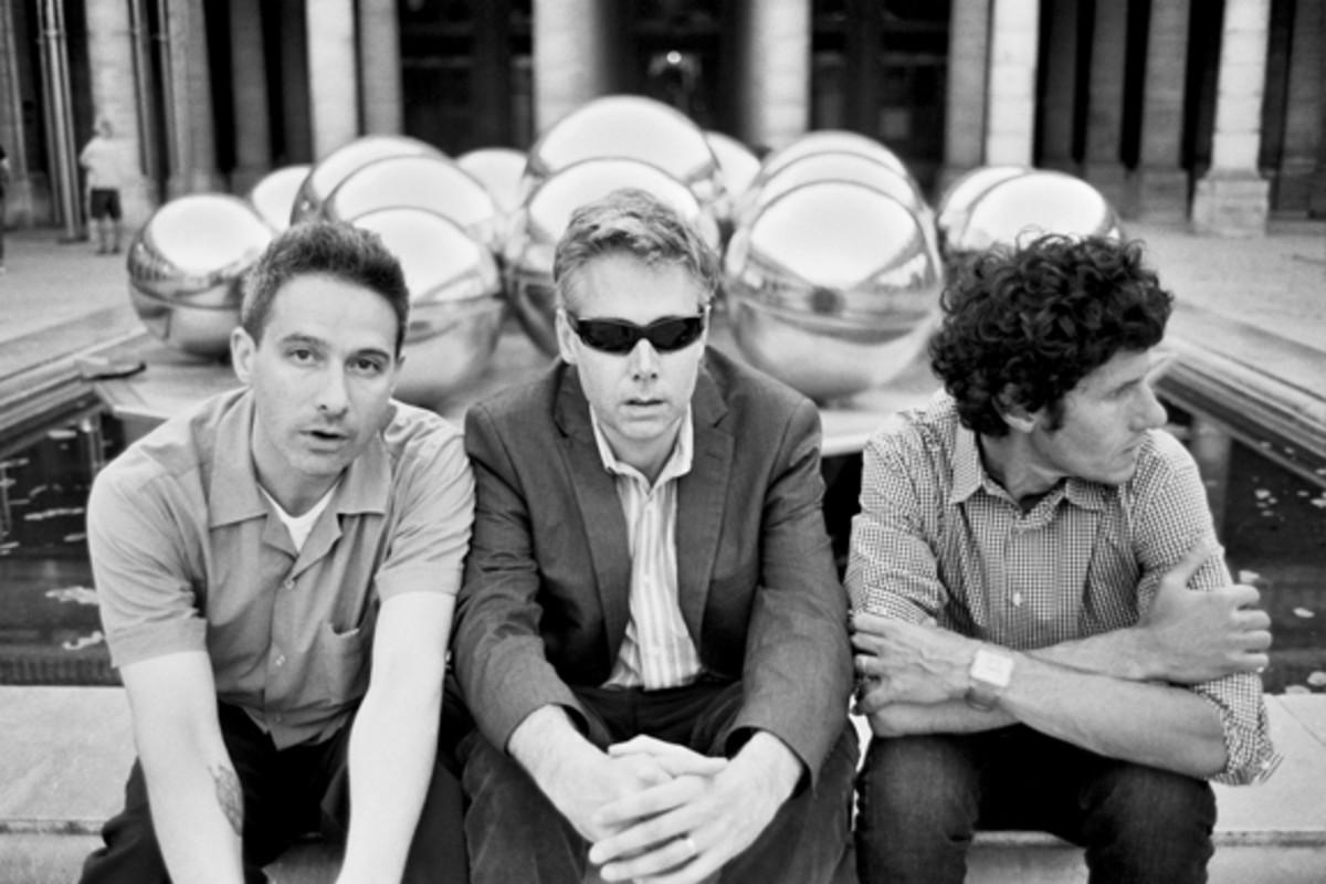 The Beastie Boys. Publicity photo.