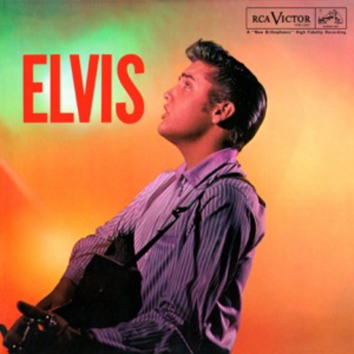 Elvis Presley album reissue by Friday Music