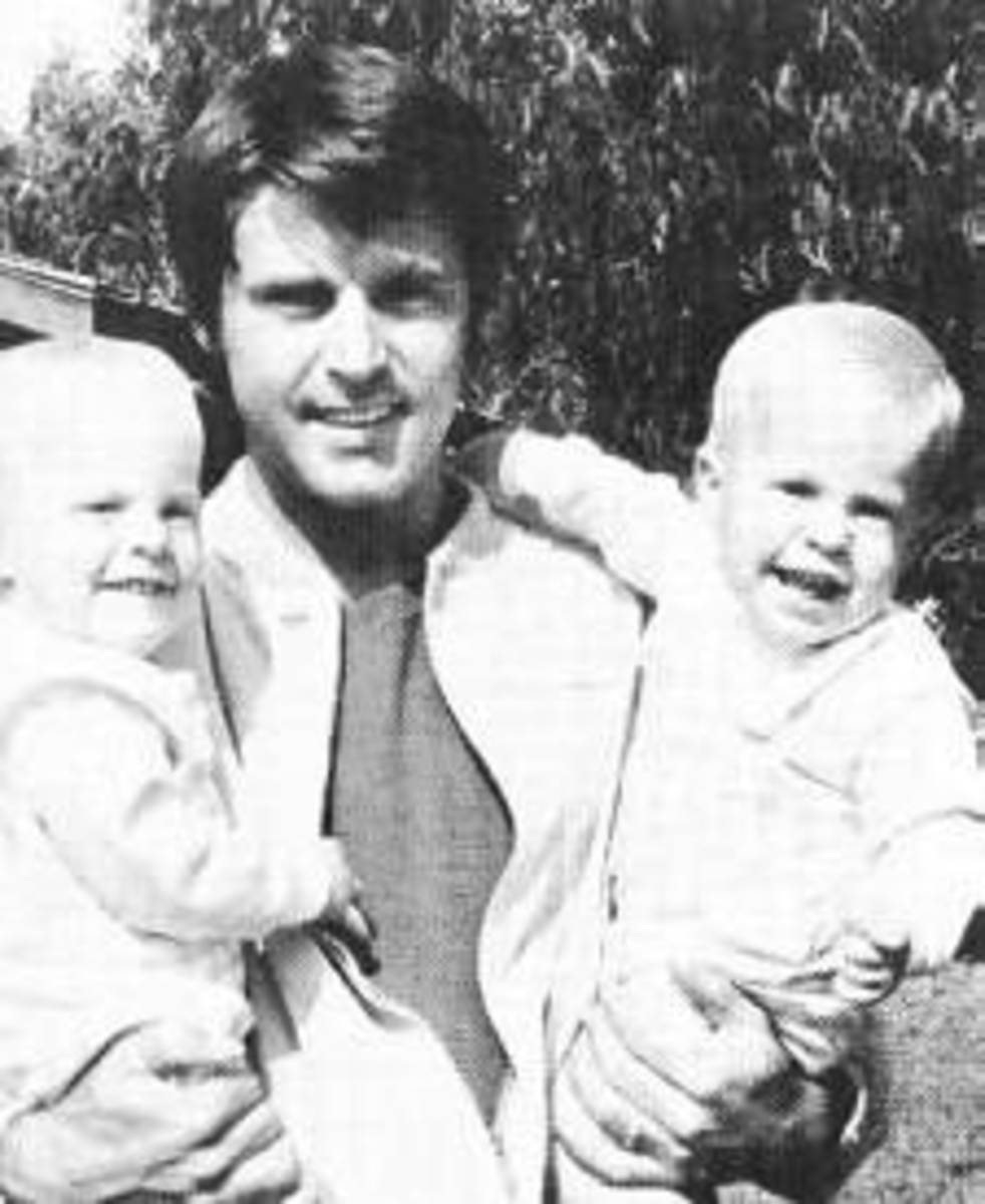 ricky nelson with nelson twins