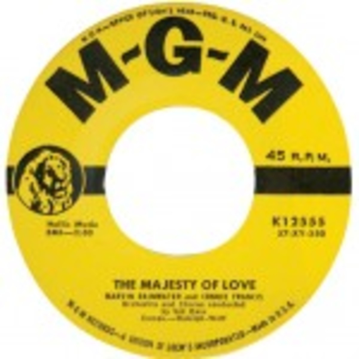 Connie Francis The Majesty of Love