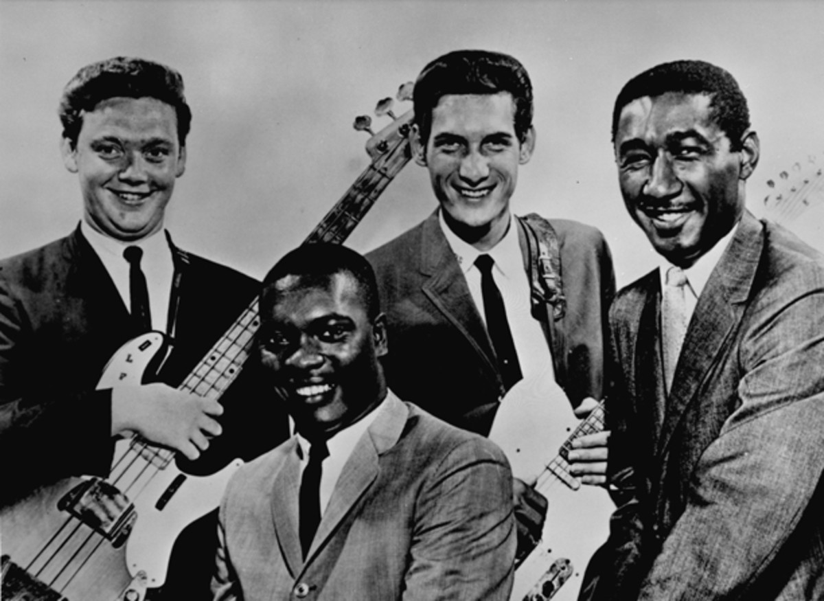Booker T and the MG's publicity photo