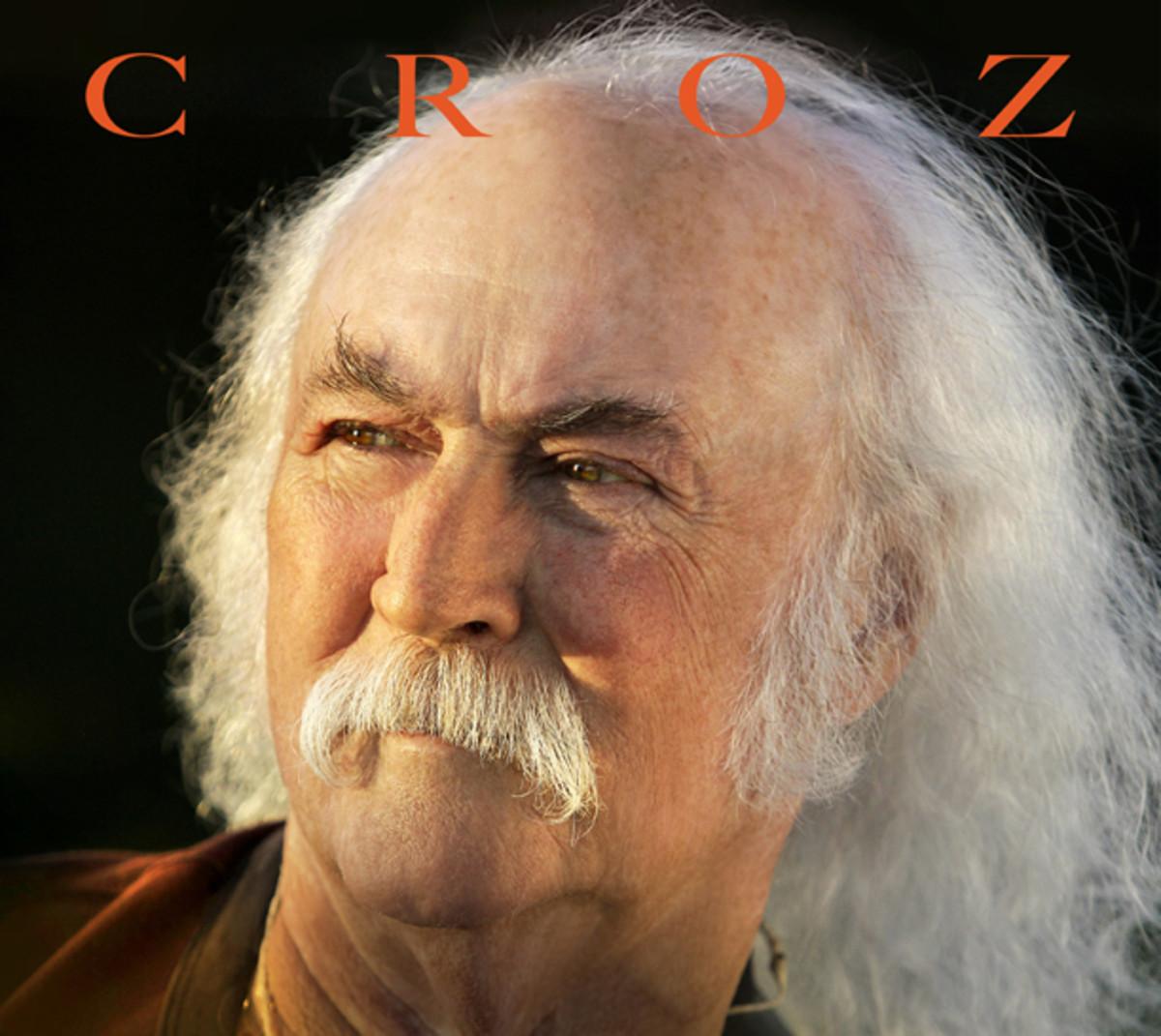 David Crosby Croz album