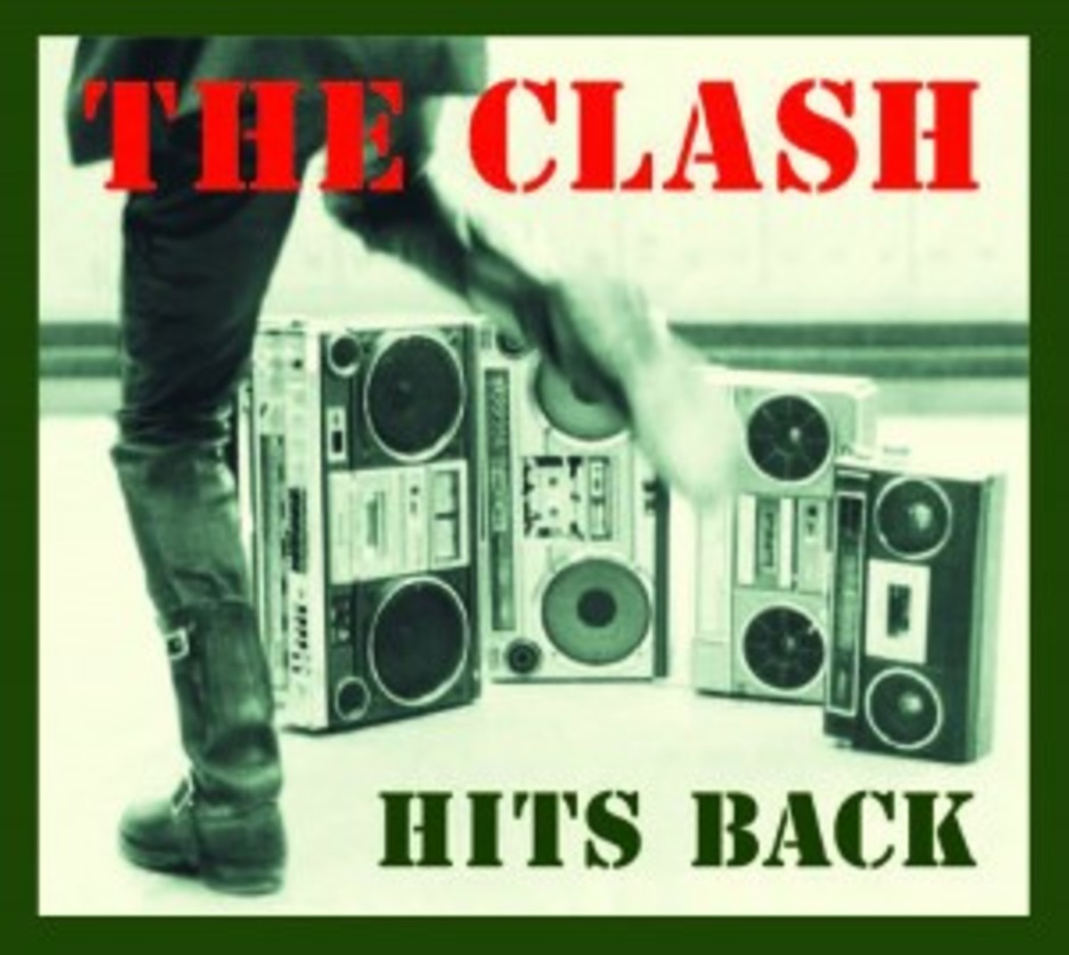 The surviving members of The Clash discussed the forthcoming double-CD set The Clash Hits Back and the box set Sound System during an interview recently on XFM London.