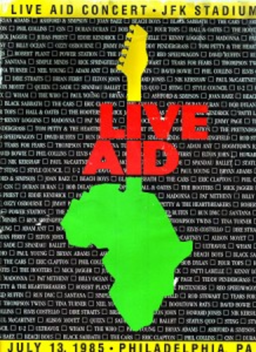 live aid color program