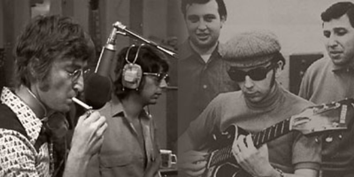 Phil Spector made his mark on so much masterful music. Photo from www.philspector.com