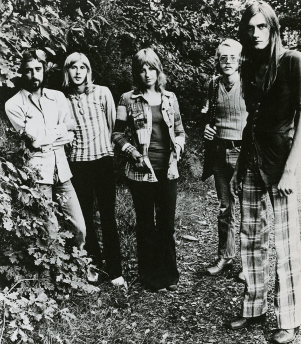 Fleetwood Mac early 1970s Rhino