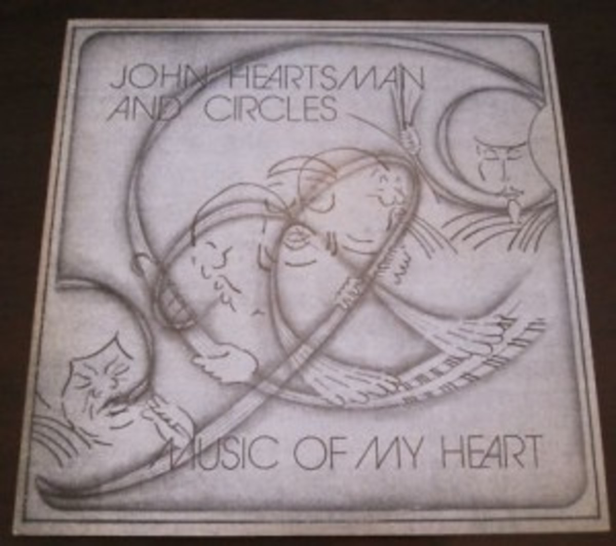 John Heartsman And Circles Music of My Heart