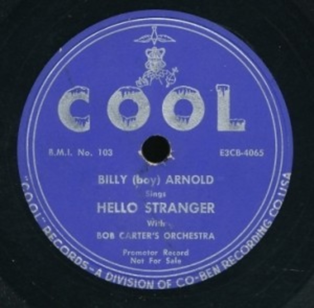 Billy Boy Arnold Hello Stranger I Ain't Got No Money
