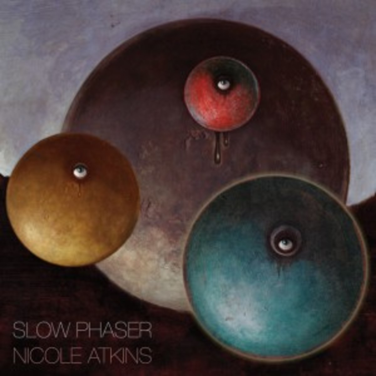 Slow Phaser, Nicole Atkins' third album, is a feast of musical styles as well as a stunning look into the dark side of the human soul.