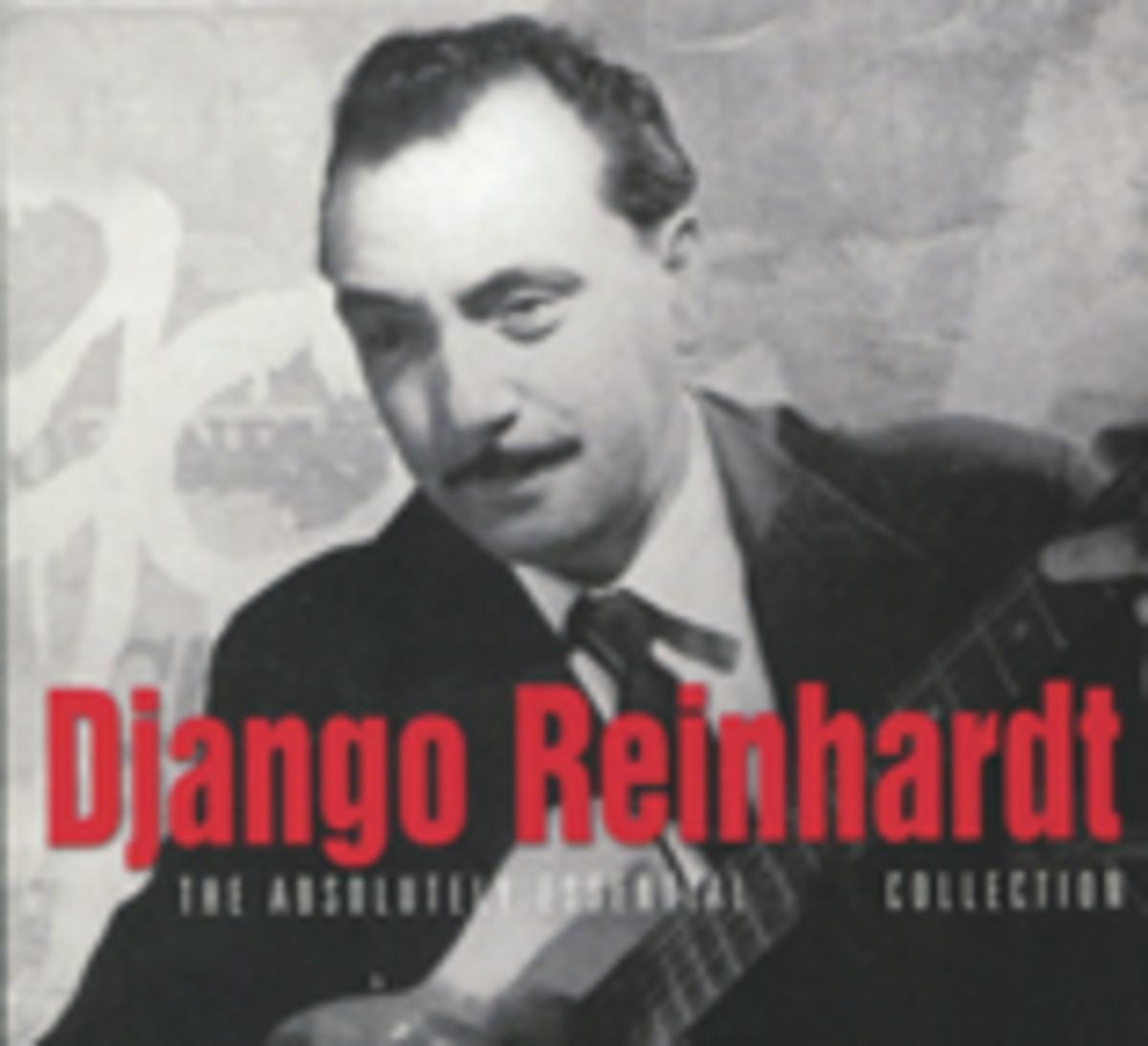 DjangoReinhardt_Essential