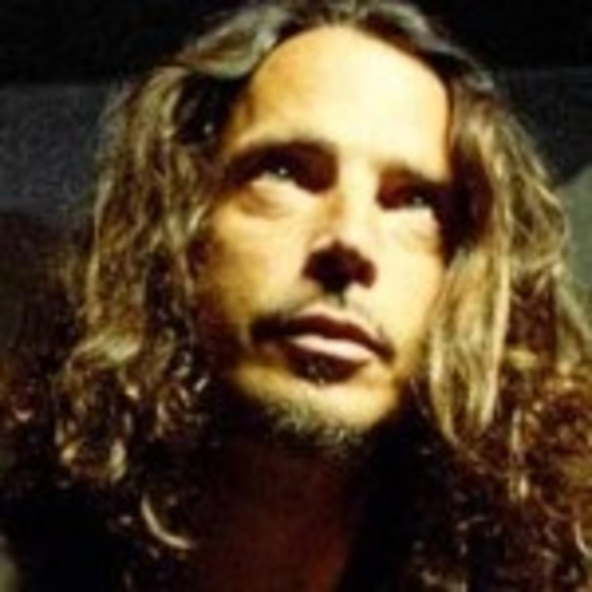 Soundgarden singer Chris Cornell