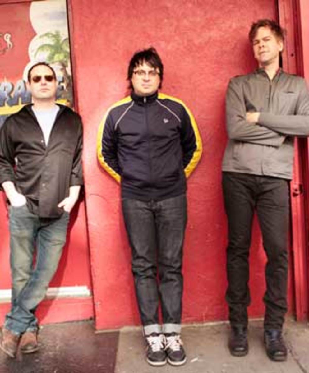 Breaking Laces lineup: (left to right) Seth Masarsky, Willem Hartong, Rob Chojnacki (Photo by Jen Maler).