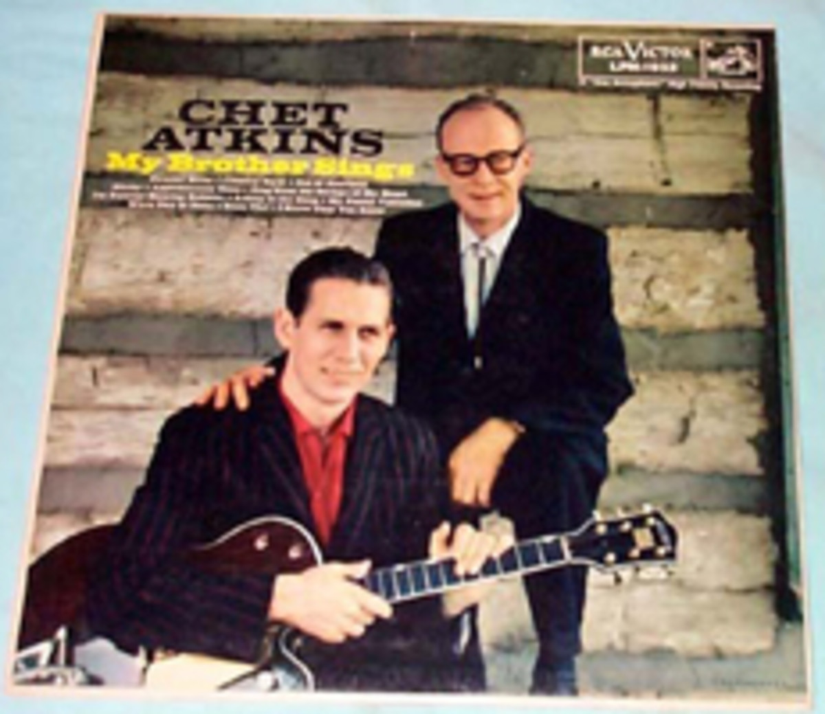 Chet Atkins and Jim Atkins My Brother Sings