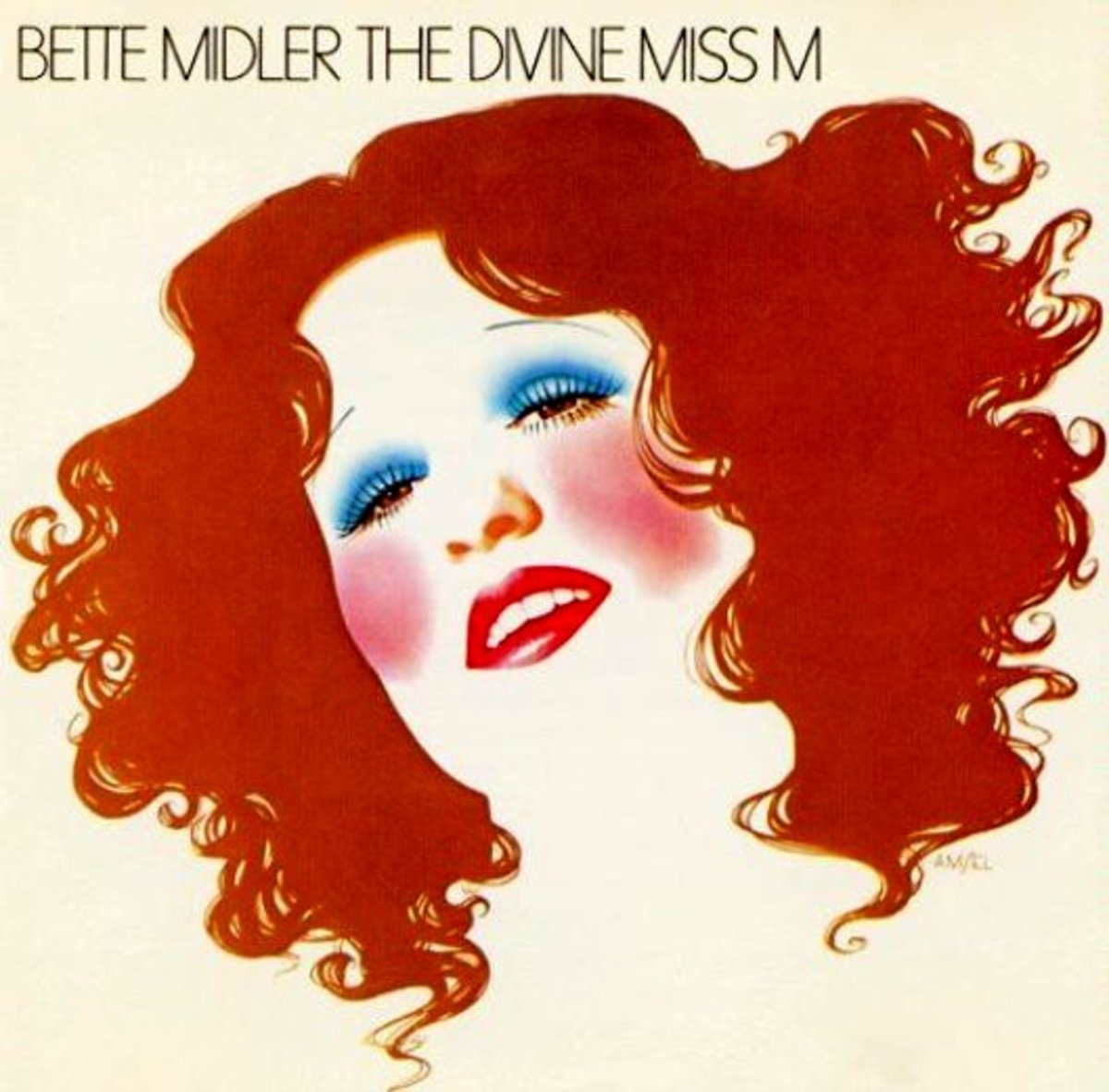 Bette Midler Divine Miss M(521X)