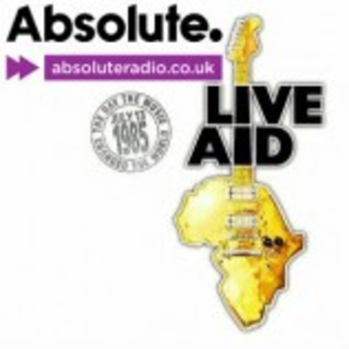 The Absolute Radio Web site is currently featuring several very interesting podcasts about Live Aid's 25th anniversary.