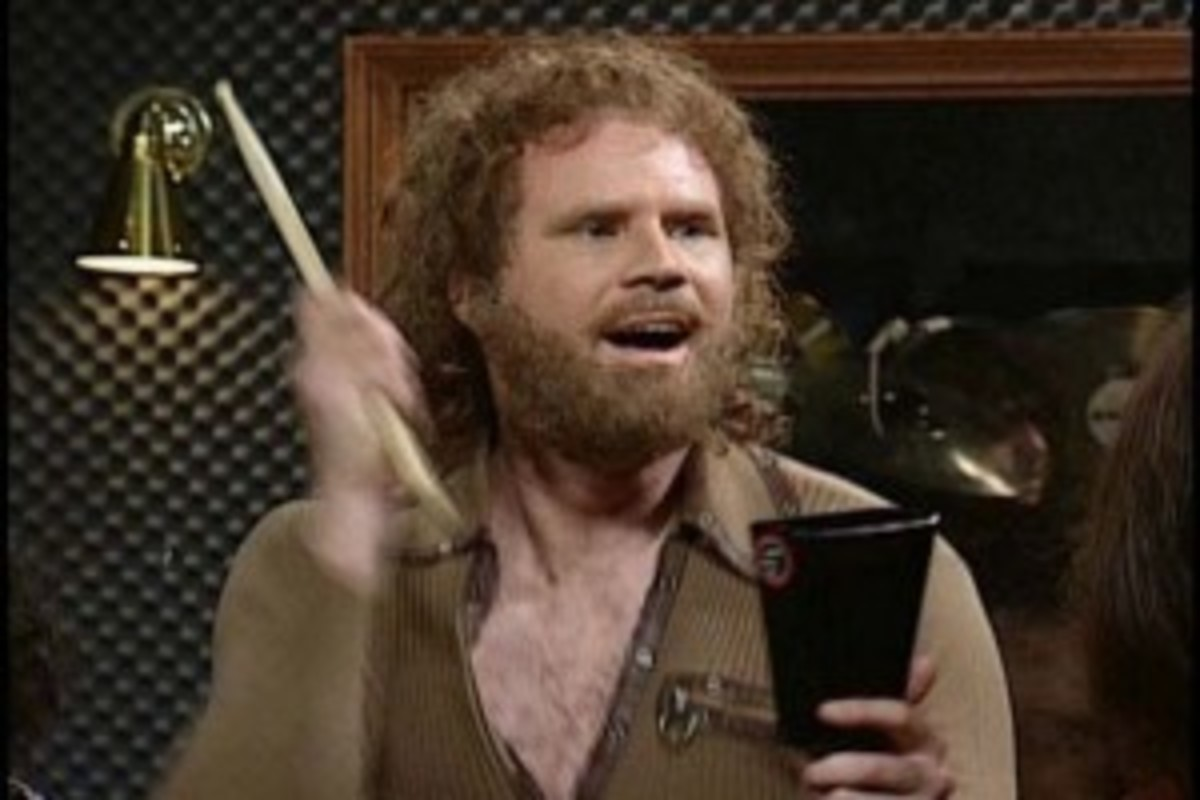 Will Ferrell More Cowbell Blue Oyster Cult