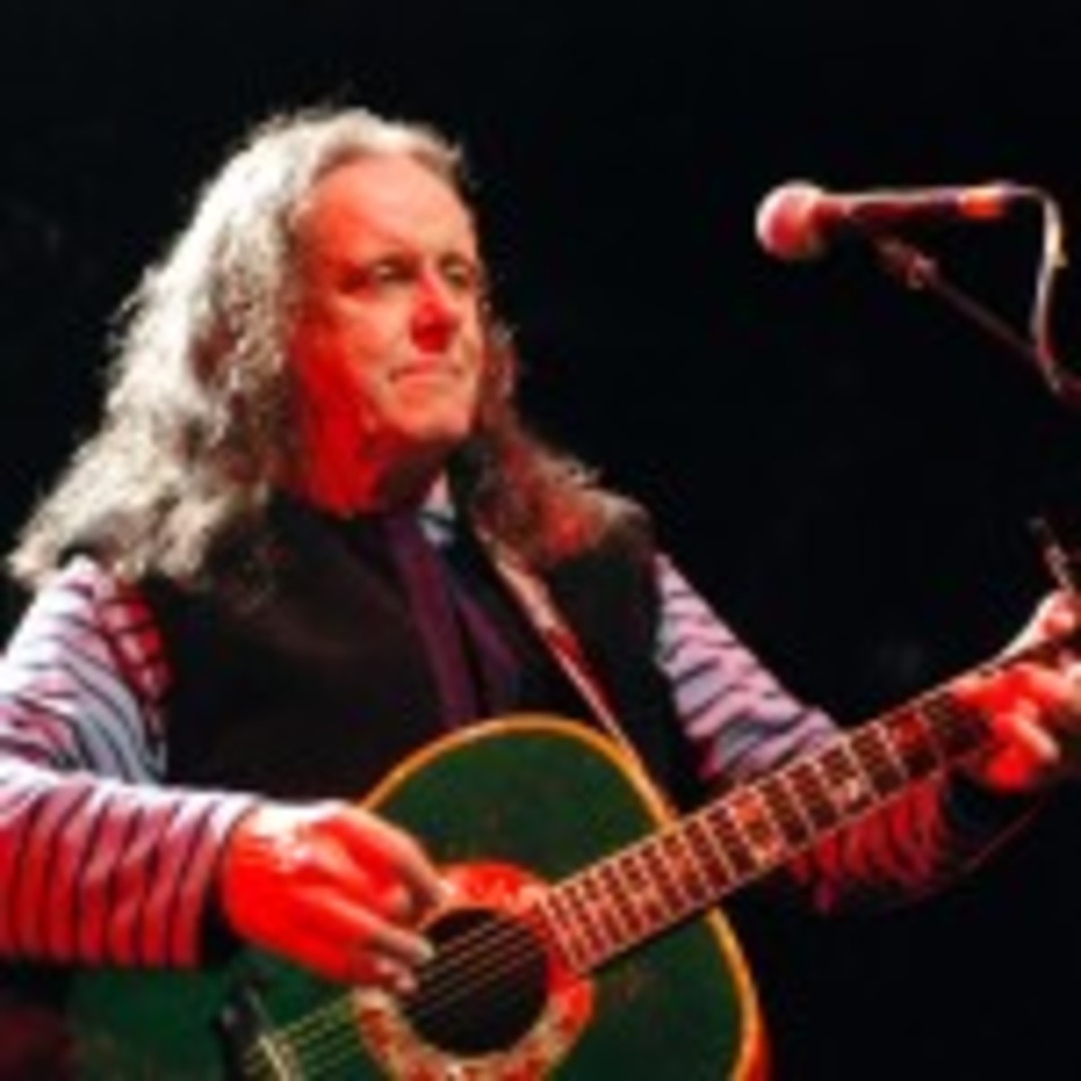 Donovan performs Sept. 24 during the Reeperbahn Festival in Hamburg, Germany. (Photo by Chris M. Junior)