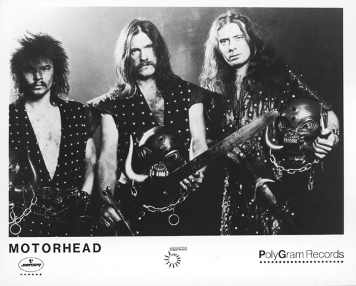 Motorhead Polygram