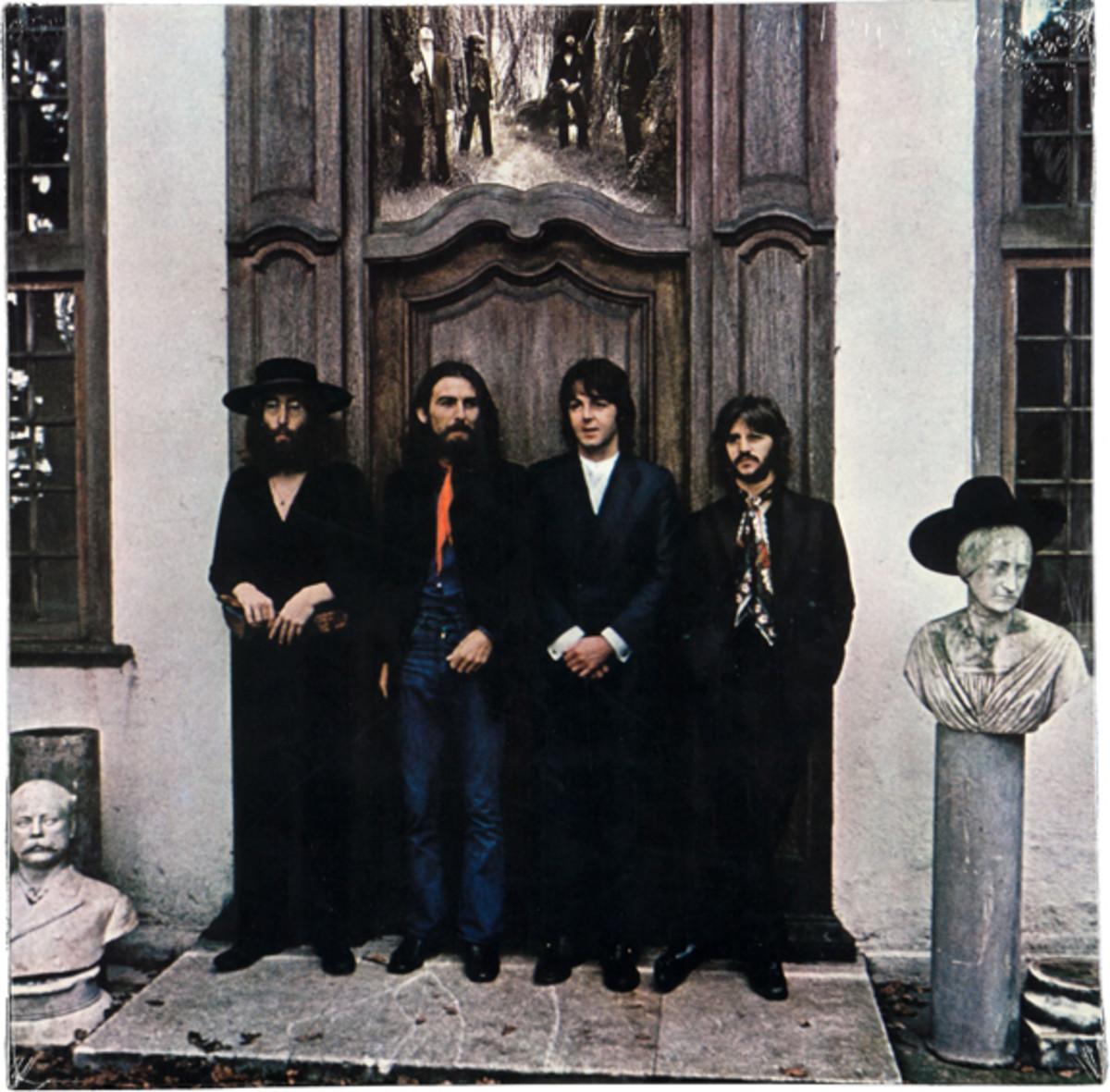 Beatles Hey Jude record