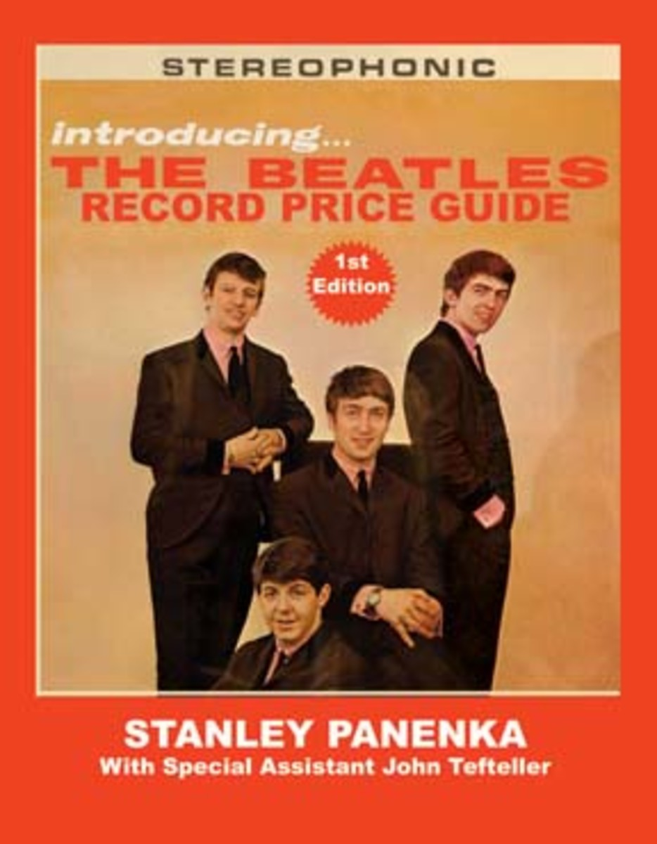 The Beatles Record Price Guide by Stanley Panenka