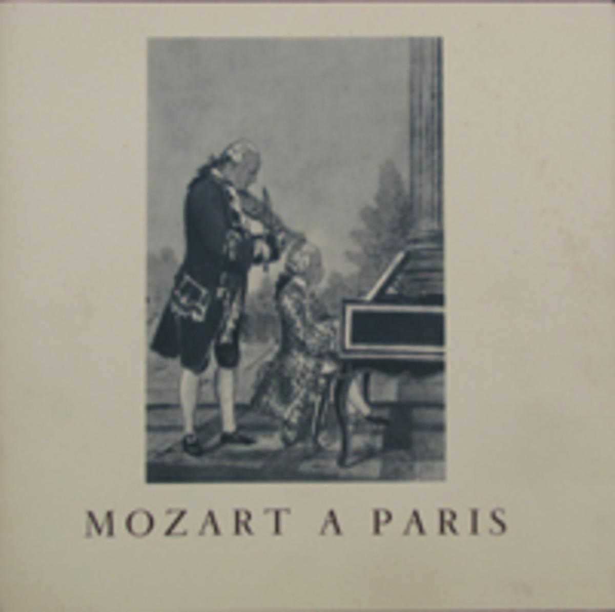 Mozart A Paris box set