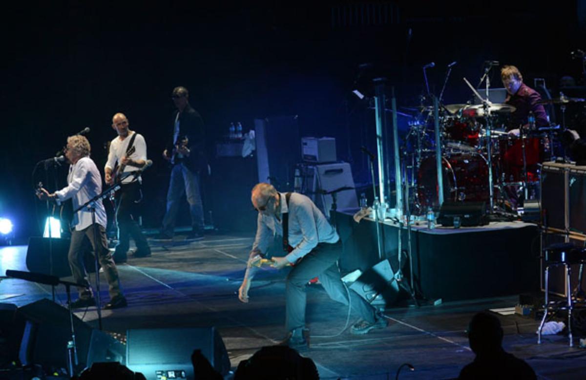 The Who Quadrophenia Tour