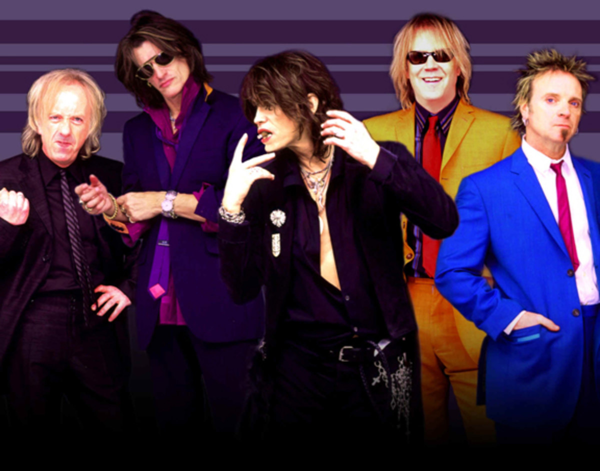 Aerosmith publicity photo