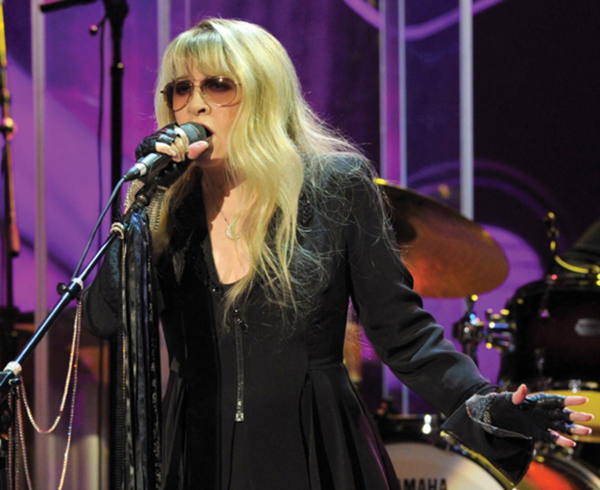 Stevie Nicks Buddy Holly concert
