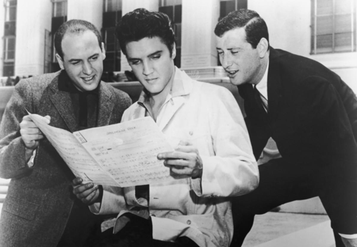 Elvis Presley, Jailhouse Rock, Lieber and Stoller