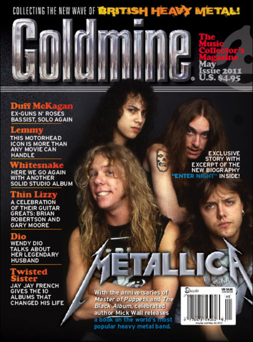 Goldmine Issue 800, May 2011