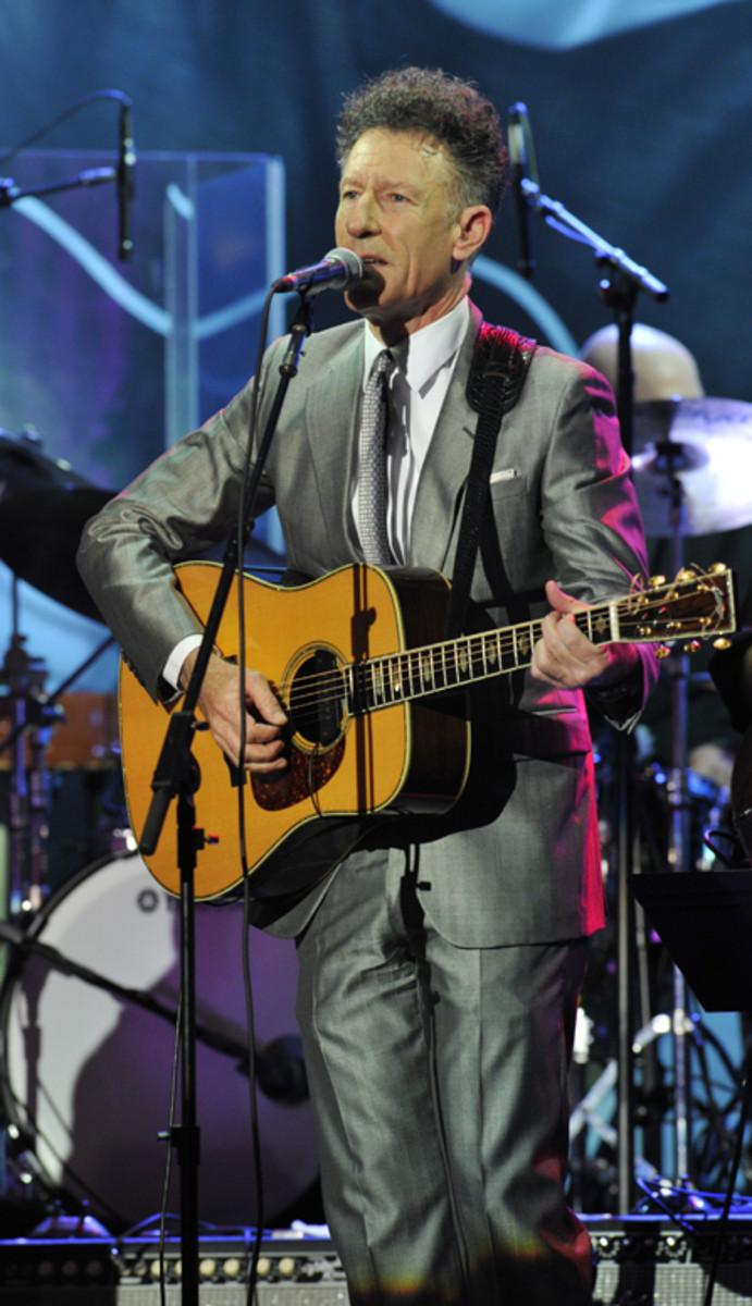 Lyle Lovett Buddy Holly tribute