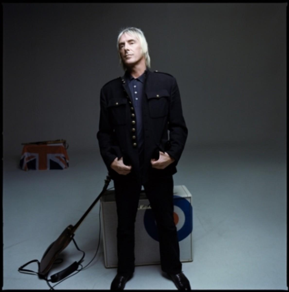 Paul Weller has been doing heavy promotion for his new album on UK music radio.