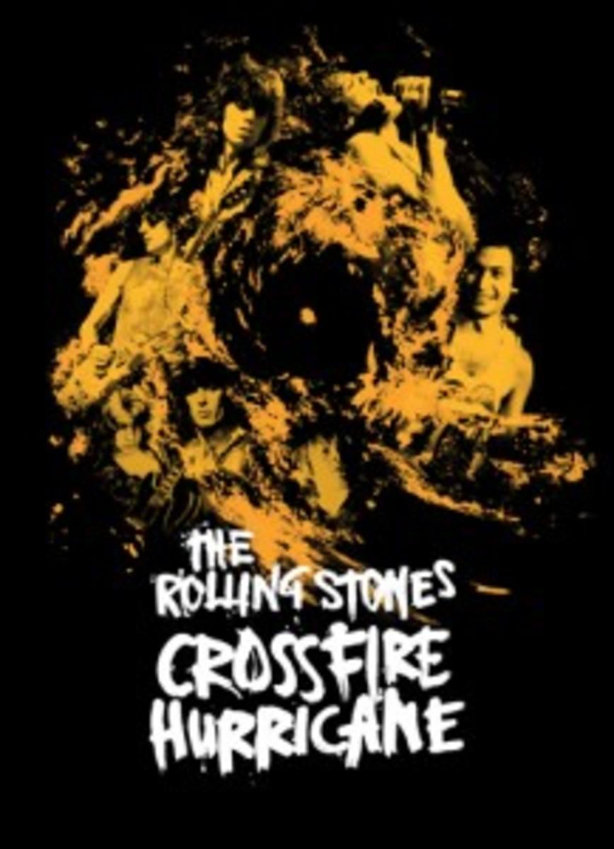 Crossfire Hurricane Rolling Stones documentary