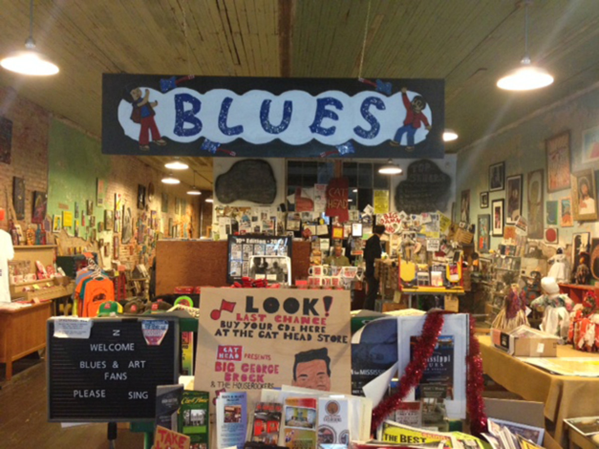 Cat Head Delta Blues and Folk Art in Mississippi