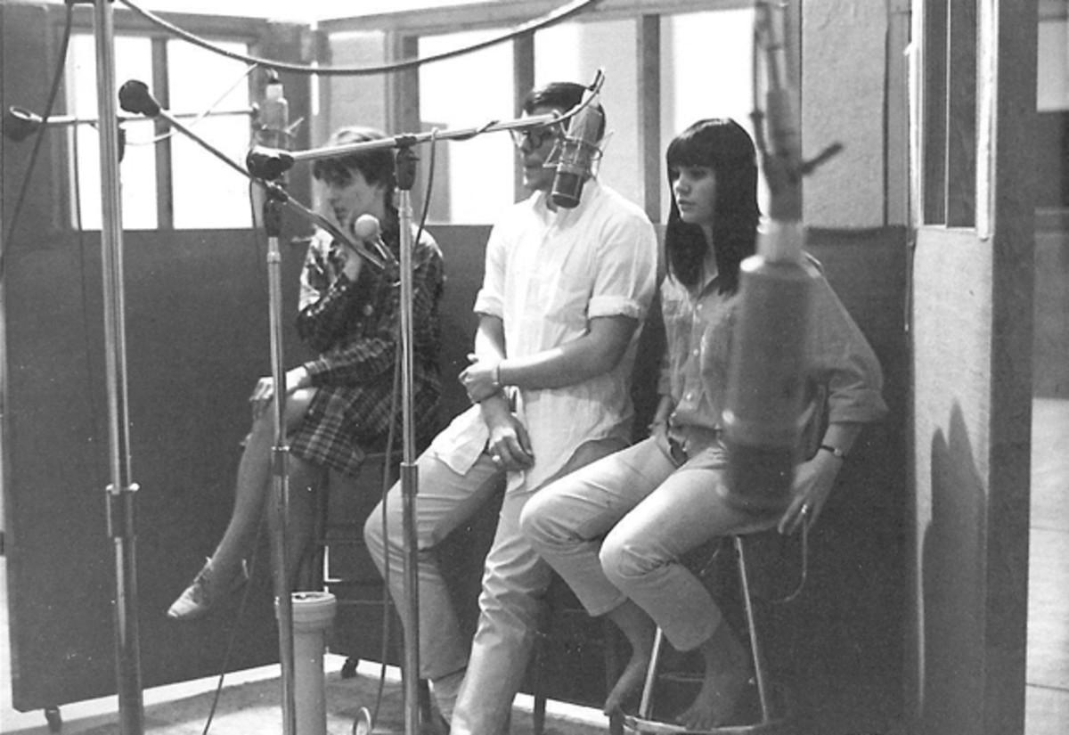 Linda Ronstadt New Union Ramblers 1964